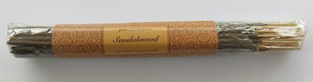 Sandalwood Indian Incense | Pure Incense Absolute | 50 gram Bundle