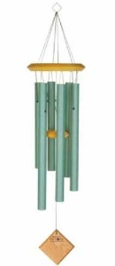 Woodstock Chimes | Encore Chimes of Pluto | Verdigris