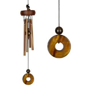 Woodstock Chimes | Precious Stones | Tiger's Eye