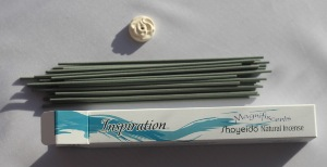 Magnifiscents Angelic Inspiration Japanese Incense | Box of 30 Sticks by Shoyeido