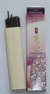 Japanese Incense Sticks | Quality Collection | Meiko Shibayama Floral Sandalwood | Nippon Kodo
