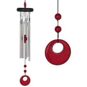Woodstock Chimes | Chakra Range | Base (Red Coral)