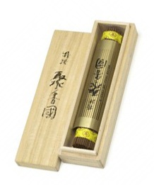 Japanese Incense Sticks | Baieido | Excellent Shu-Koh-Koku (Aloeswood) | 100 Sticks Boxed