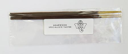 Spécialiste Agarwood Incense | 4 Stick Taster Pack by Sacred Elephant