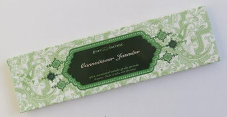 Jasmine Indian Incense | Pure Incense Connoisseur | 10 gram pack
