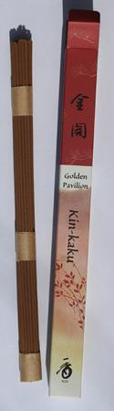 Golden Pavillon or Kin-kaku Japanese Incense | Box of 35 Sticks by Shoyeido