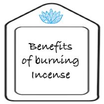14 Benefits from burning Incense presented by Vectis Karma Online Incense Shop