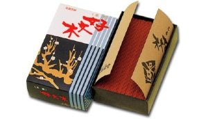 Japanese Incense Sticks | Baieido | Original Kobunboku | 220 sticks | Boxed