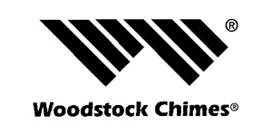 Woodstock Chimes logo - considered to be the best chimes available