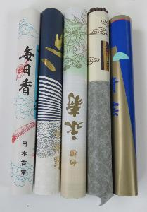 Short Roll Japanese Incense from Nippon Kodo - New items