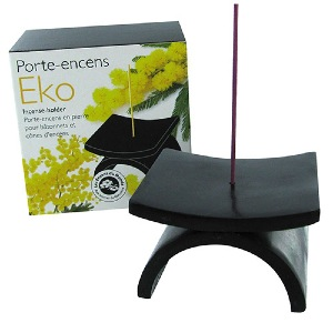 Eko Incense Burner by Les Encens du Monde