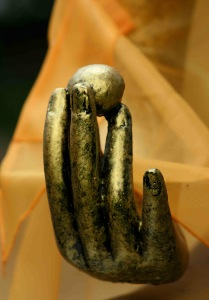 Greeting Card | Buddhist Themed | Buddha's Hand | #11 of 20