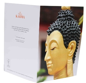 Greeting Card | Buddhist Themed | Freshly Painted Buddha | #14 of 20