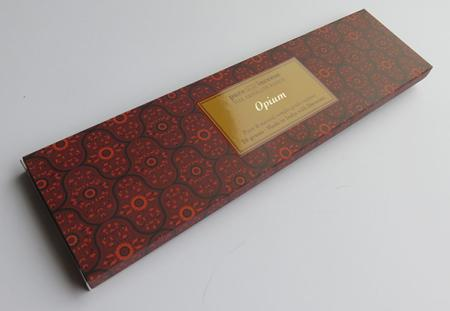 Opium fragranced Indian Incense | Pure Incense Absolute | 20 gram pack