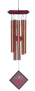 Woodstock Chimes | Encore Chimes of Mars | Bronze