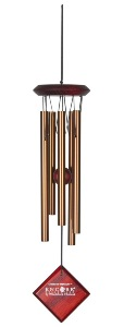 Woodstock Chimes | Encore Chimes of Mercury | Bronze