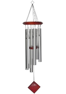 Woodstock Chimes | Encore Chimes of Pluto | Silver