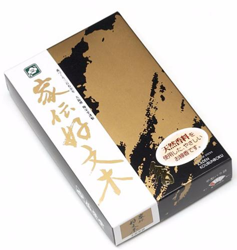 Baieido Kaden Kobunboku | Japanese Incense Sticks | 115 Sticks