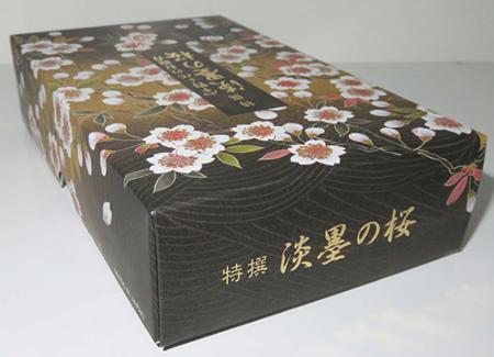 Tokusen Sakura Usazumi Incense | Box of 380 Sticks by Nippon Kodo