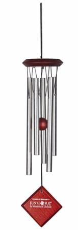 Encore Chime from Woodstock Chime | Mercury | Silver