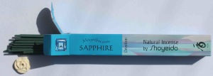 Shoyeido Sapphire (Devotion) | Magnifiscents Japanese Incense | 30 Sticks