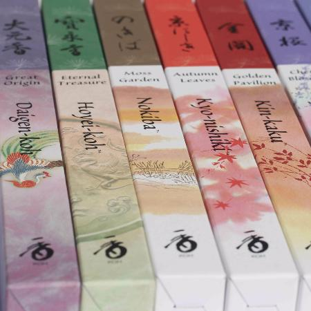 Shoyeido | Japanese Incense | Daily Range | sold by Vectis Karma