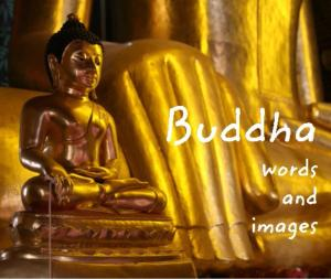 Buddha words and images - A Vectis Karma Photo Book