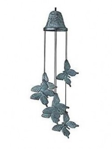 Woodstock Chimes | Castings | Butterfly Windbell