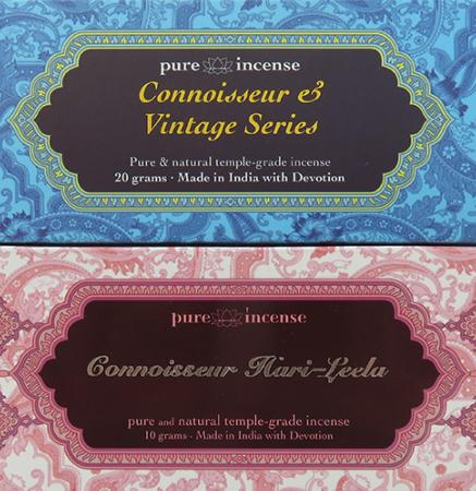Connoisseur quality | Luxury Indian Incense by Pure Incense | sold by Vectis Karma | Online Incense Shop