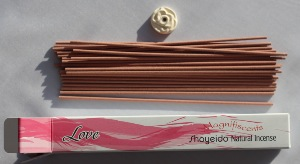 Magnifiscents Angelic Love Japanese Incense | Box of 30 Sticks by Shoyeido