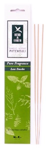 Bamboo Incense Sticks | Herb & Earth | Patchouli | by Nippon Kodo