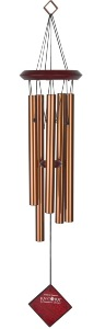 Woodstock Chimes | Encore Chimes of Polaris | Bronze