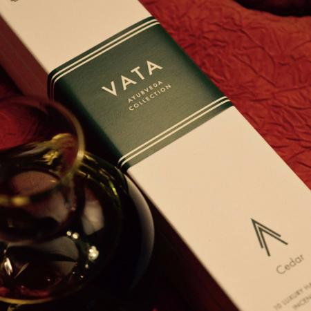 Vata Ayurvedic Incense pack by Sacred Elephant | sold by Vectis Karma