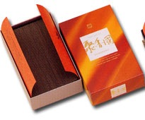 Japanese Incense Sticks | Baieido | Shu-Koh-Koku (Aloeswood) | 170 Sticks Boxed