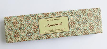 Agarwood Indian Incense | Pure Incense Absolute | 50 gram Gift Box
