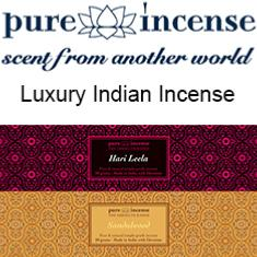 Pure Incense Luxury and Premium Indian Incense | sold by Vectis Karma