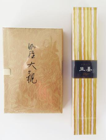 Two new Japanese Incense Stick items from Nippon Kodo