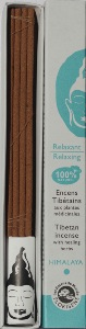 Tibetan Incense | Les Encens du Monde | Himalaya Relaxing | 16 Sticks